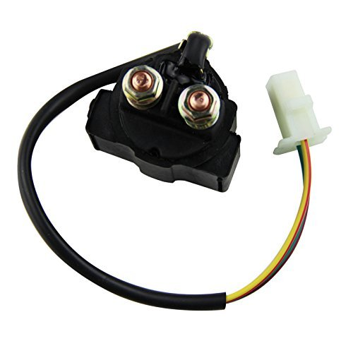 High Quality Starter Solenoid Relay Honda 300 Fourtrax 1988 1989 1990 1991 1992 1993 1994 1995 1996 1997 1998 1999 2000