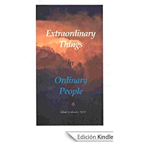 Extraordinary Things by Ordinary People