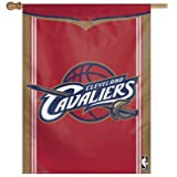 NBA Vertical Cleveland Cavaliers Flag / Banner Amazon.com