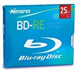 Memorex BD-RE Blu-Ray Rewritable Disc - Single