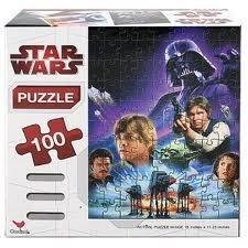 Star Wars 100-Piece Puzzle (Original Trilogy)
