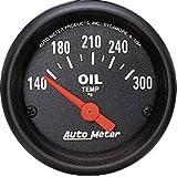 Auto Meter 2639 Z-Series Electric Oil Temperature Gauge