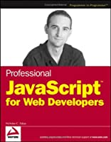Professional JavaScript for Web Developers Front Cover