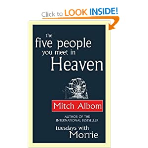 books like the five people you meet in heaven