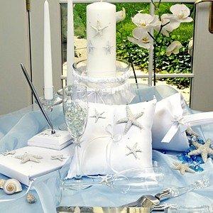 Beach Wedding Collection - White