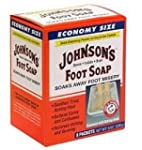 Johnson's Foot Soap, 8oz. Box