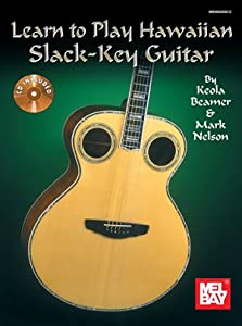 Learn to Play Hawaiian Slack Key Guitar Book/CD Set