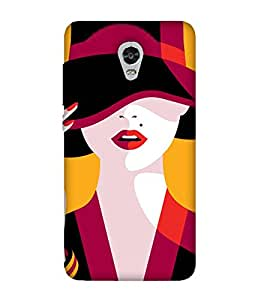 SASH DESIGNER BACK COVER FOR LENOVO VIBE P1