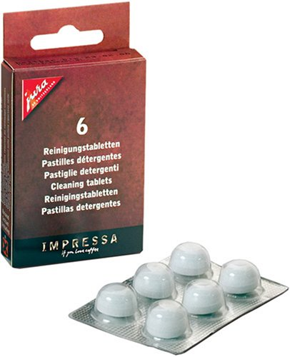 Jura Cleaning Tablets Pk 6