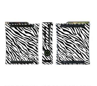 Zebra Print Skin for Xbox 360 Console
