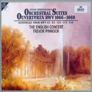 Bach: Orchestral Suites 1-4/5 Sinfonias