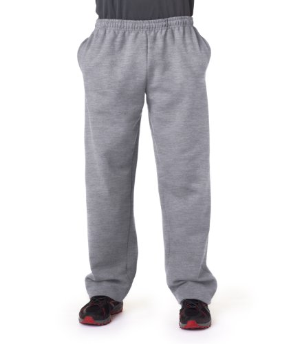 Gildan Men's Elastic Open-Bottom Sweatpant