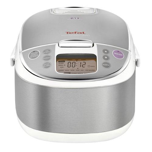 <p>robot cocina tefal rk704e20 multicook pro. bol con revestimiento antiadherente. pantalla lcd. función mantenimiento en</p>