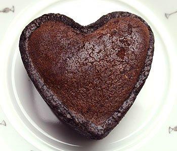 ロイヤルガストロ ハートのチョコレートタルト(1個)