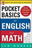 img - for [(Pocket Basics for Math and English)] [By (author) Lyn Magree] published on (December, 2004) book / textbook / text book