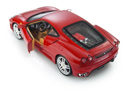 1:18 Mass Ferrari F430 Coupe - Red