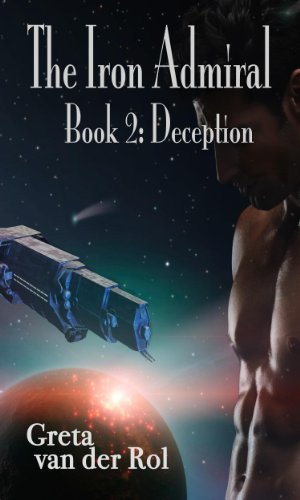 Book: The Iron Admiral - Deception by Greta van der Rol