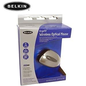 belkin wireless travel mouse instructions