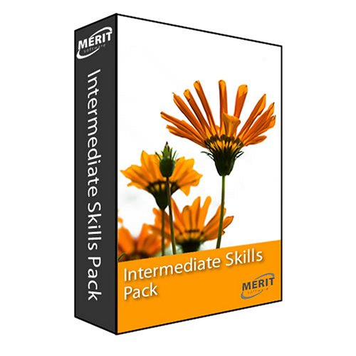 Intermediate Skills Pack ( Grades 5 Through 8 ): Home Version front-666159