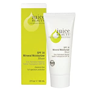 Juice Beauty SPF 30 Mineral Sheer Moisturizer from Mainspring America, Inc. DBA Direct Cosmetics