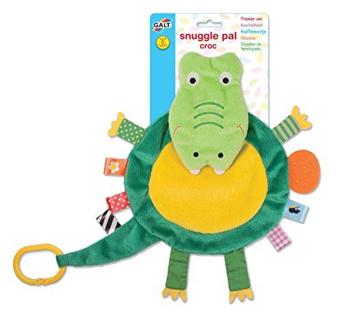 Galt Snuggle Pals - Croc Toy - 1