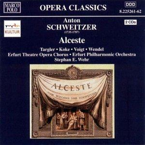 Alceste-Comp Opera