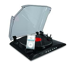 Ion Audio iPROFILE LP to iPod DJ Conversion Turntable