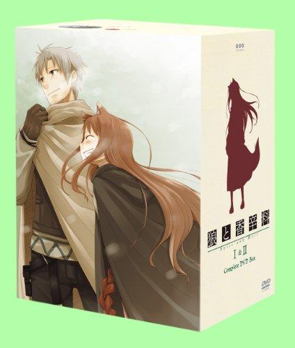 狼と香辛料 COMPLETE DVDBOX 【完全初回限定生産】