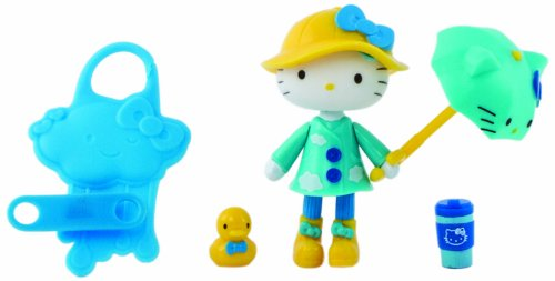Hello Kitty Weather Mini Doll, Rainy - 1