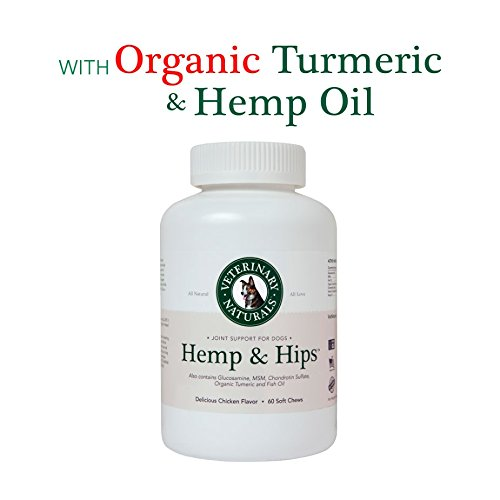 Hemp Hips Dog Joint Supplement