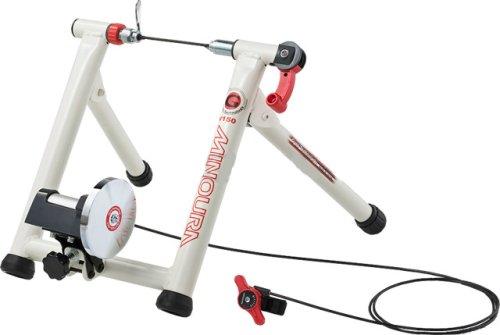 Minoura GYRO V150 Single Leg Bicycle Trainer with Remote