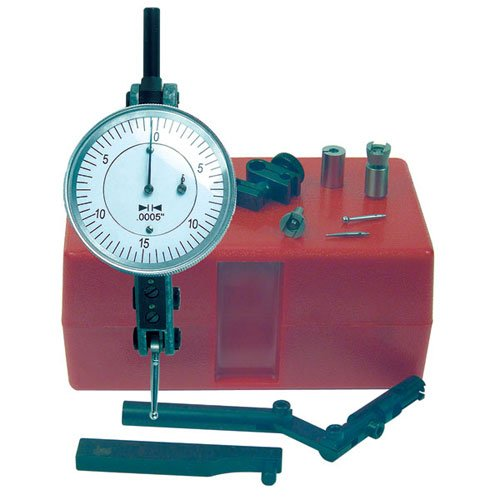 Magnetic Angle Indicator : Ttc dial test indicator magnetic base set reading