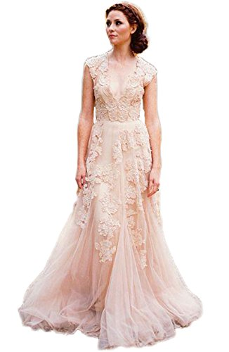 cocobridal-vintage-2015-lace-wedding-dresses-v-neck-bridal-gowns-us-12-champagne