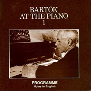 Bartók at the Piano-1