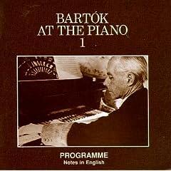 Bartok at the Piano(6枚組)の商品写真