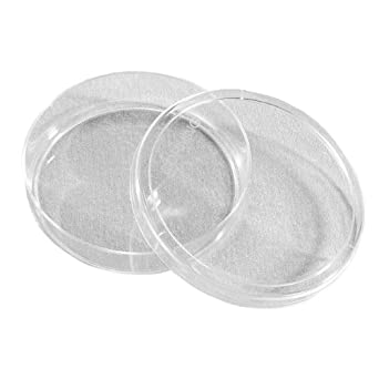 Corning 3261 Polystyrene 60mm Polystyrene Culture Dish, 51.4mm Diameter x 15mm Height (Case of 20)