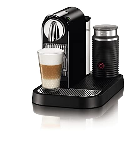Nespresso D121-US-BK-NE1 Citiz Espresso Maker