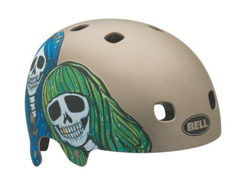 Bell 2014 Segment BMX and Mountain Bike Helmet - Premium