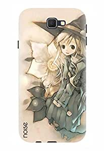 Noise Designer Printed Case / Cover for Samsung Galaxy J7 Prime / Animated Cartoons / Murdering molly Design