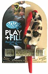 Trixie Play with Fill Refillable Cat Toy