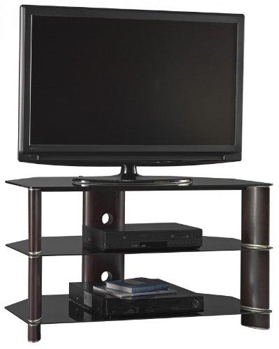 "Segments 43"" Corner TV Stand"