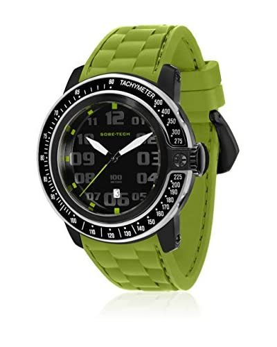 Glam Rock Reloj Sobe Tech SB3018 Verde