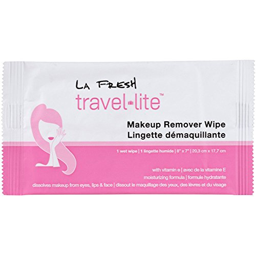 8 x 7 Make Up Remover Wipe - 1200 / Case
