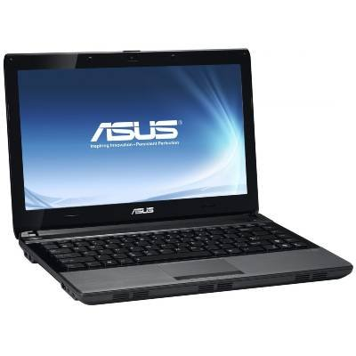 ASUS U31SG-DS31 13.3-Inch Ultra Thin and Light Laptop with Intel Core i3 Processor (Black)