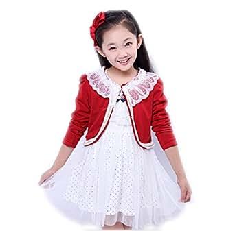 Amazon Baby Girls 2 Piece Cardigan Clothes Kids TuTu