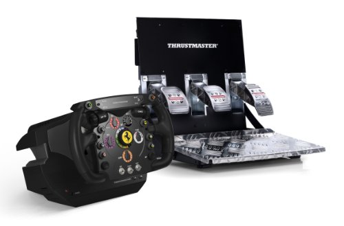 Thrustmaster Ferrari F1 Wheel Integral T500 RS Base and Pedals (PS3)