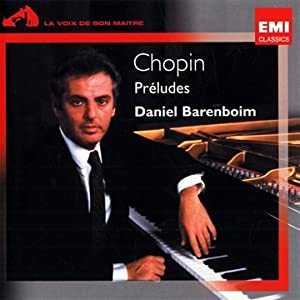 Chopin Preludes from EMI France