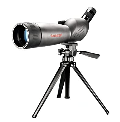 Tasco World Class 20-60x 80mm 45-Degree EP Spotting Scope with Tripod by Tasco