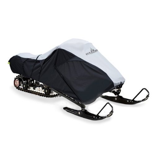 """Durashield Deluxe Trailerable Snowmobile Cover - Medium Up To 100"""" front-557280"""