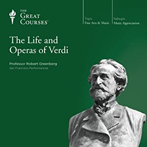 The Life and Operas of Verdi Lecture